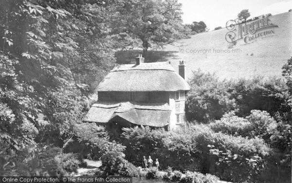 Photo of Yeovil, The Cottage, Nine Springs c.1955