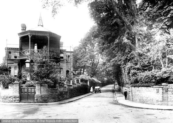 Photo of Yeovil, The Hospital 1912