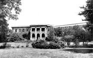 Yeovil, the Hospital c1955