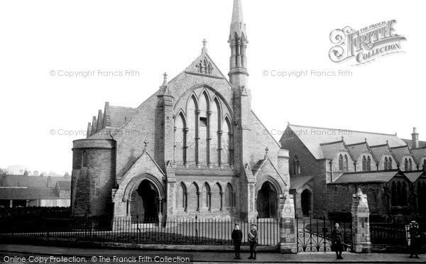 Photo of Yeovil, Wesleyan Chapel 1903