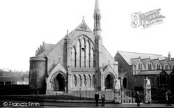 Yeovil, Wesleyan Chapel 1903