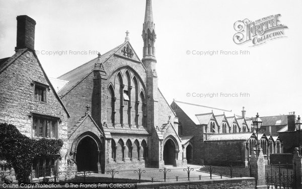 Photo of Yeovil, Wesleyan Church 1900