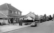 Yeovil, West Coker Road c1960