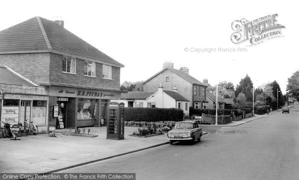 Photo of Yeovil, West Coker Road c1960