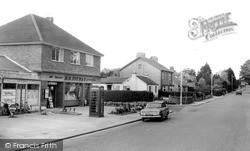 Yeovil, West Coker Road c.1960
