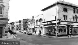 Yeovil, Westminster Street c.1965