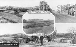 Yetholm, Composite c.1955, Town Yetholm