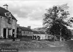 Yetholm, North End c.1955, Town Yetholm