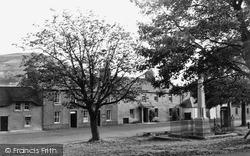 Yetholm, The Village 1955, Town Yetholm