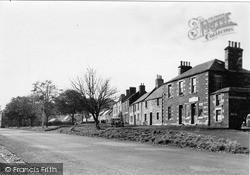 Yetholm, The Village Green c.1955, Town Yetholm