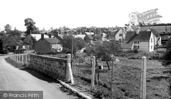 Yetminster, Brister End c.1955