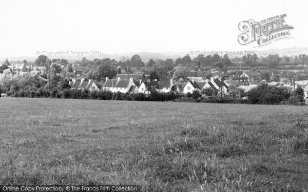 Photo of Yetminster, General View c.1960