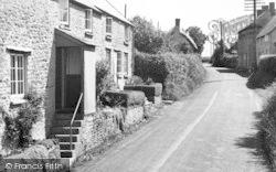 Yetminster, Melbury Road c.1960