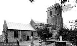 Yetminster, St Andrew's Church c.1955
