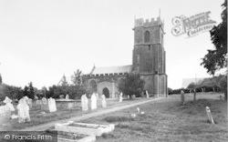 Yetminster, St Andrew's Church c.1960
