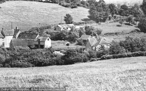 Photo of Yetminster, The Mill c.1955