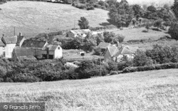 Yetminster, The Mill c.1955