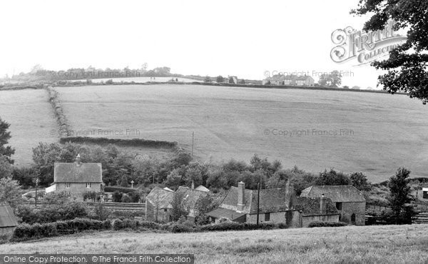 Photo of Yetminster, The Mill c.1960