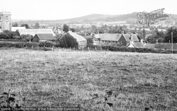 Photo of Yetminster, View From Tarks Hill C195