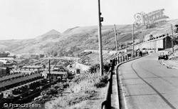 Ynyshir, Heath Terrace c.1965