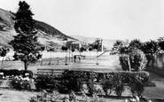 Ynyshir, the Park c1965