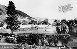 Ynyshir, The Park c.1965