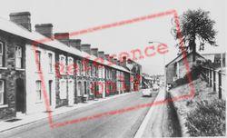 Ynyshir, Ynyshir Road c.1965