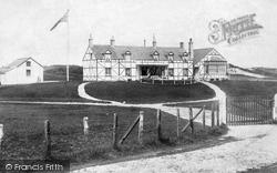 Ynyslas, Brynhellyn 1903