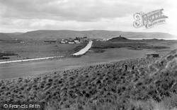 Ynyslas, From The Sandhills c.1950