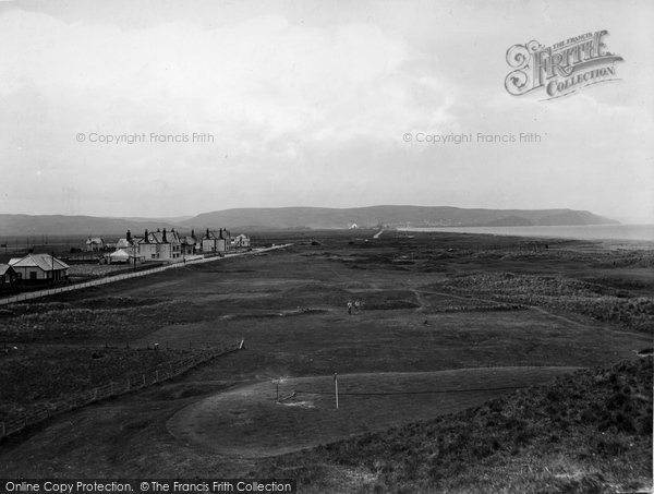 Photo of Ynyslas, The Golf Course 1938