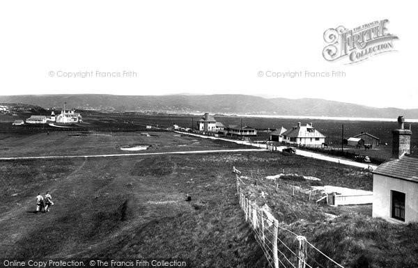 Ynyslas, the Golf Course 1938
