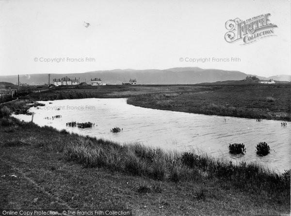 Photo of Ynyslas, The River Leri 1933