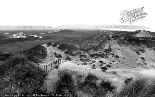 Photo of Ynyslas, The Sand Dunes 1933