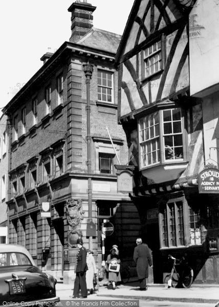 Photo of York, A Tudor House c.1955