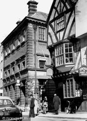 A Tudor House c.1955, York