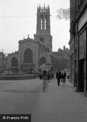 All Saints' Church c.1959, York