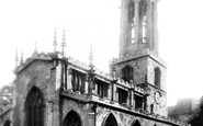 York, All Saints Church, Pavement 1897