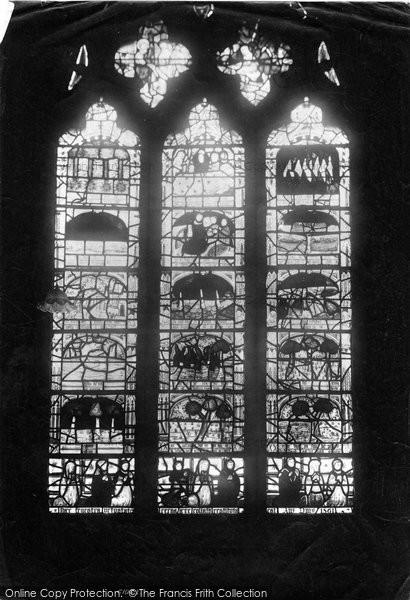 Photo of York, All Saints Church Window, North Aisle 1909