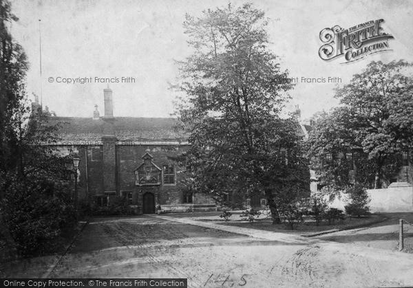 Photo of York, Ancient Palace Of Stuart Kings c.1885