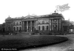 Assize Court, The Castle c.1885, York