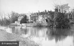 Bishopthorpe Palace c.1880, York