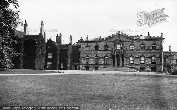Photo of York, Bishopthorpe Palace c.1885