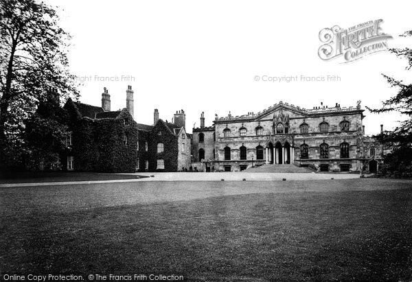 Photo of York, Bishopthorpe Palace From Drive 1893