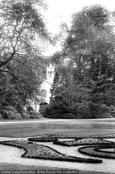 Photo of York, Bishopthorpe Palace, In The Gardens 1893