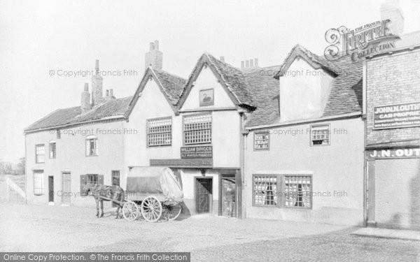 Photo of York, Black Swan Inn, Peasholme Green c.1900