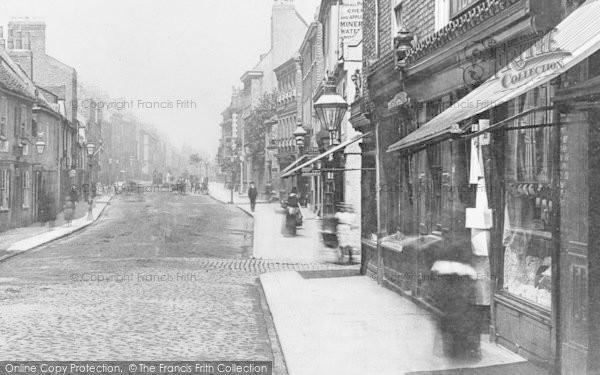 Photo of York, Bootham c.1890