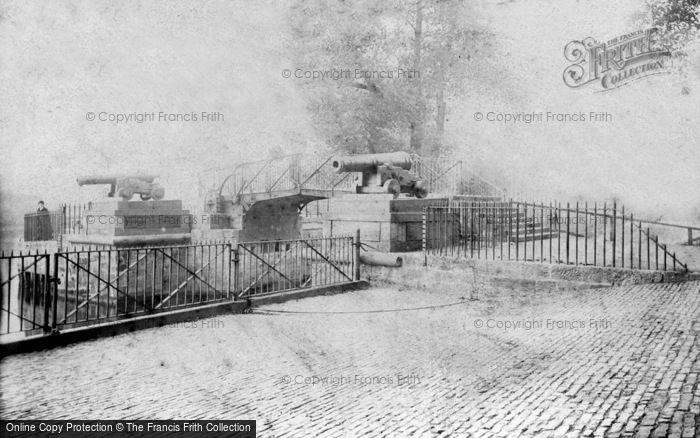 Photo of York, Bridge On The New Walk c.1885