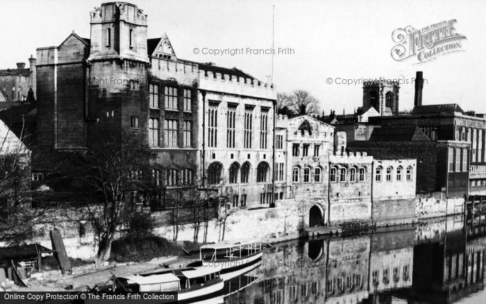 Photo of York, c.1950