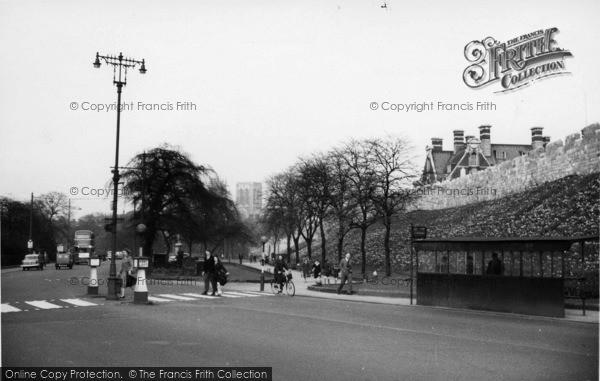 Photo of York, c.1955