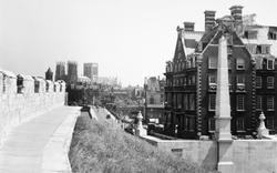 York, City Walls c.1955
